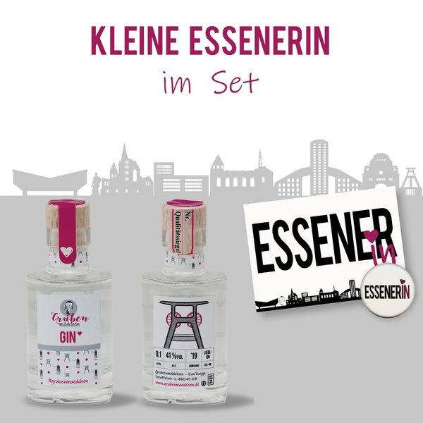 "SET ""Kleine Essenerin"""